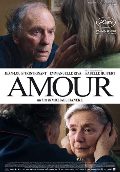 Michael Haneke - Amour - Locandina