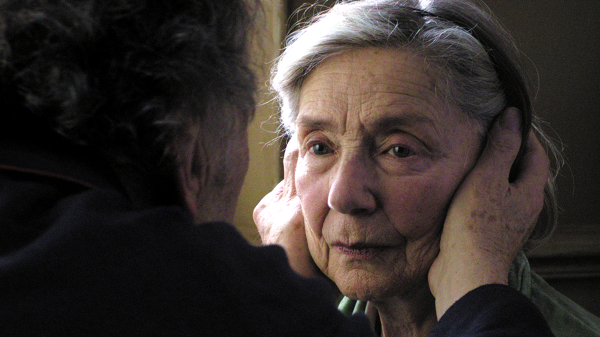 Una scena di Amour - Haneke