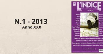 Gennaio 2013 - Sommario