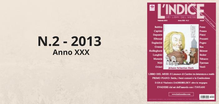 Febbraio 2013 - Sommario