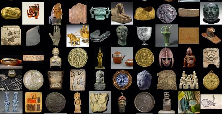 Neil MacGregor - La storia del mondo in 100 oggetti