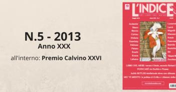 Maggio 2013 - Sommario