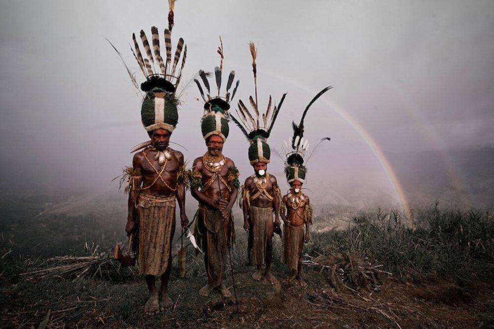 Tribu-Papua-Nuova-Guinea