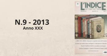 Settembre 2013 - Sommario