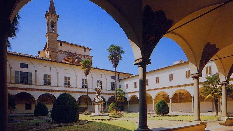 Il convento domenicano di San Marco, a Firenze