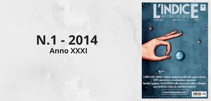 Gennaio 2014 - Sommario