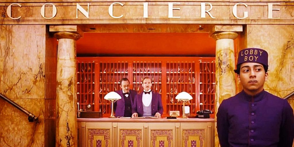 Risultati immagini per grand budapest hotel