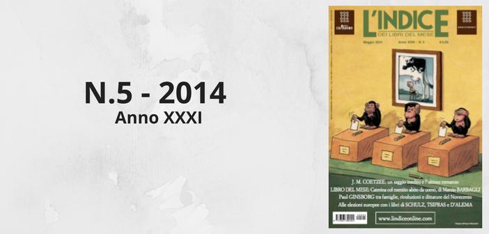 Maggio 2014 - Sommario