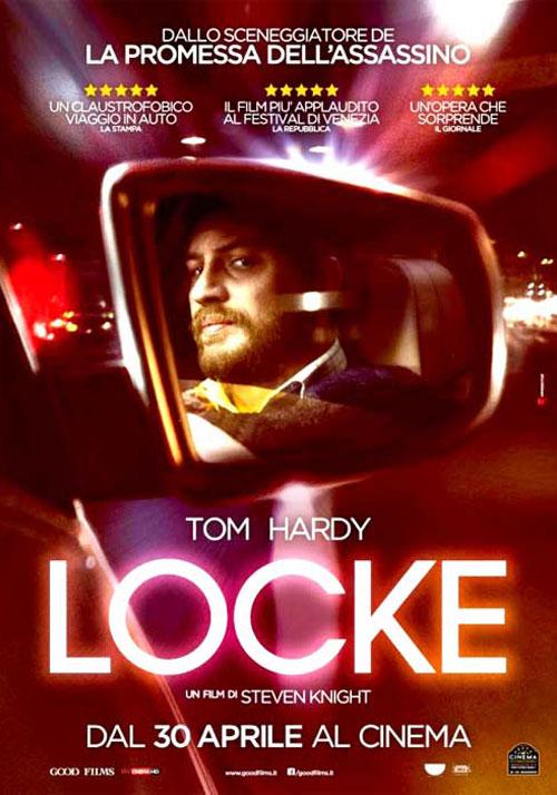Locke - Locandina