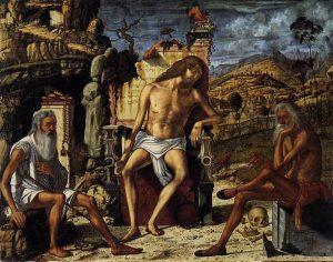 Meditazione sulla Passione di Vittore Carpaccio - Metropolitan Museum of Art