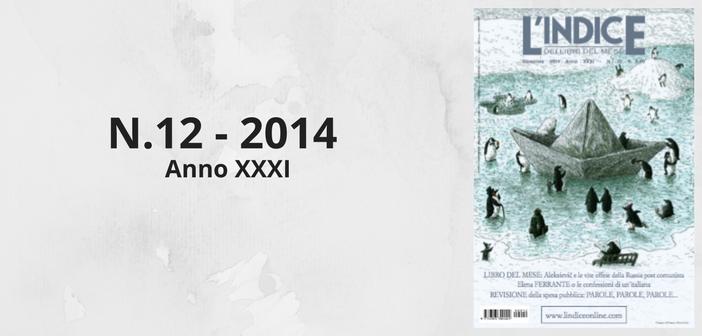 Dicembre 2014 - sommario