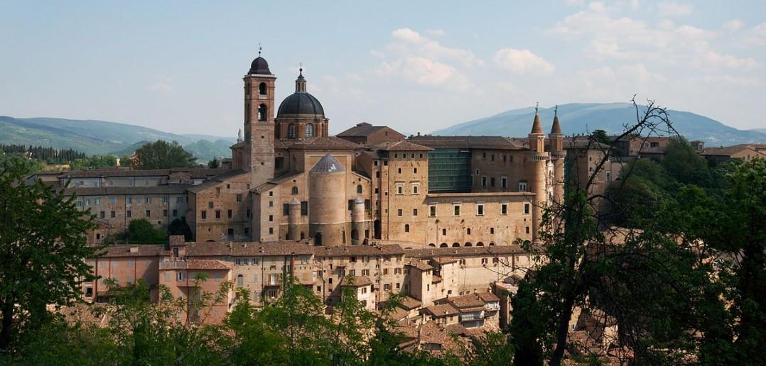 La libreria Montefeltro di Urbino