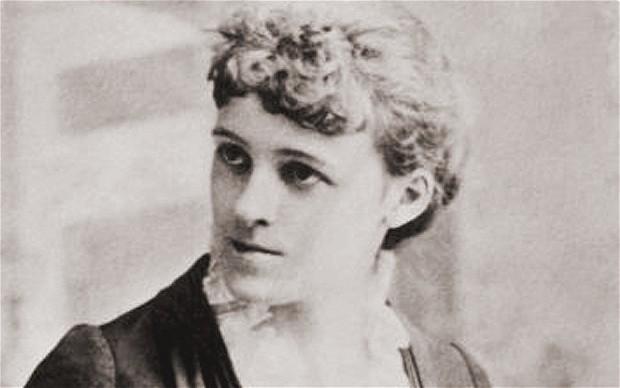Edith Wharton a vent'anni