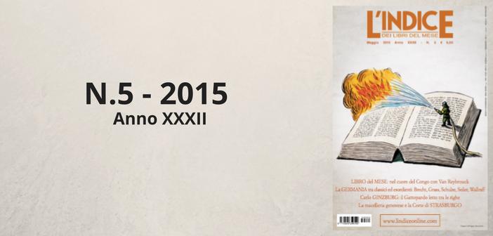 Maggio 2015 - Sommario