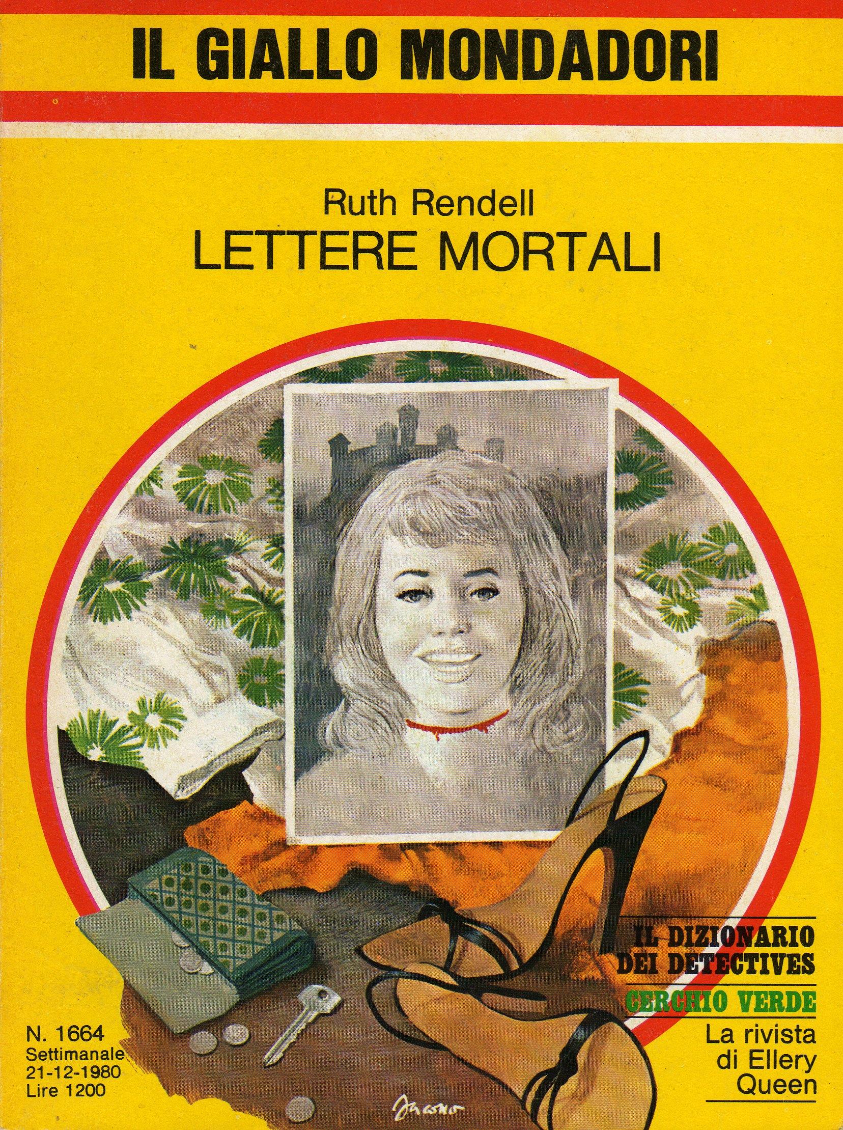 Segnale Ruth Rendell - Libro Mondadori