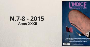 Luglio-agosto 2015 - Sommario