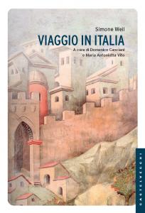 Simone Weil - Viaggio in Italia - Copertina