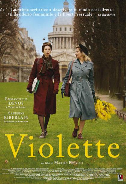Violette - Martin Provost - Locandina