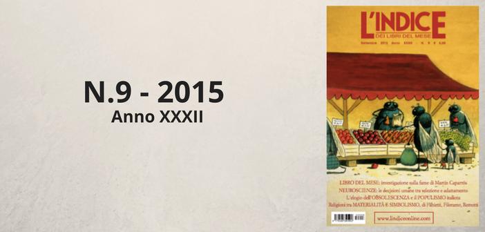 Settembre 2015 - Sommario
