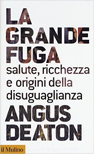 Angus Deaton - La grande fuga