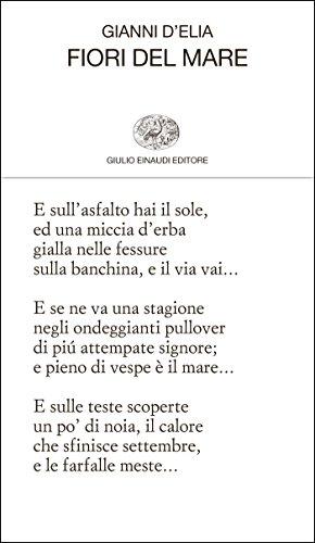 Gianni D'Elia - Fiori del mare
