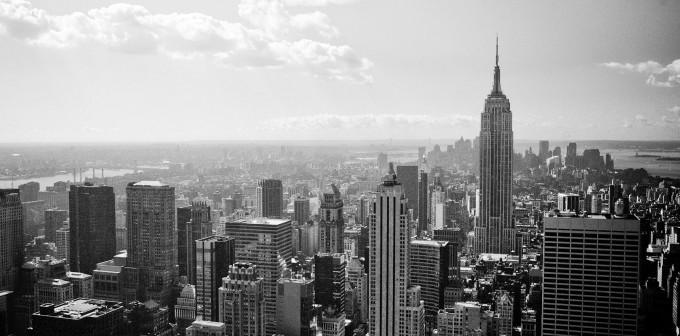 La città di New York che fa da sfondo al romanzo di John P.