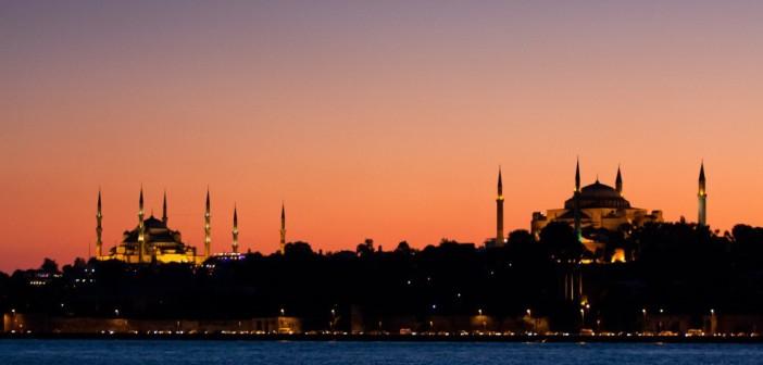 Istanbul, di notte