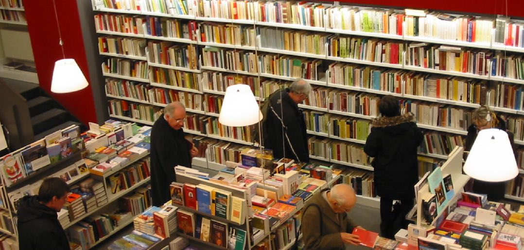 Libreria Claudiana di Milano