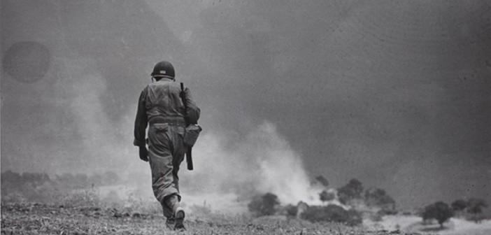 Robert Capa e le magnifiche 11 di Omaha Beach