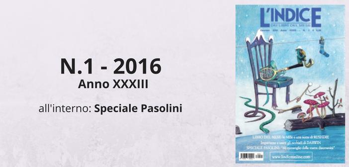 Gennaio 2016 - Sommario