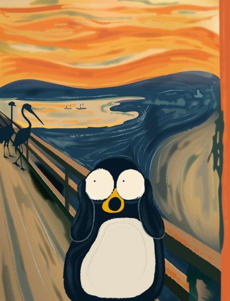 Arte Pinguina (2)