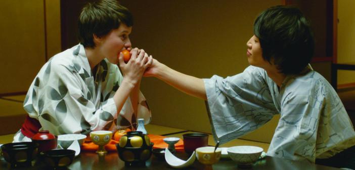 """Una scena del film """"Il fascino indiscreto dell'amore"""" (2015)"""