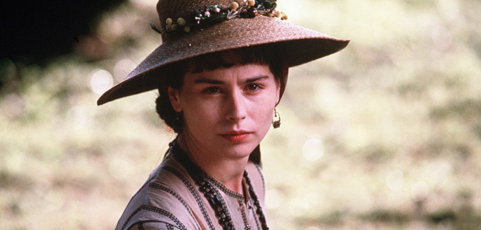 Tara Fitzgerald nel film The Woman in White (1997)