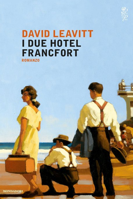 David Leavitt - I due hotel Francfort