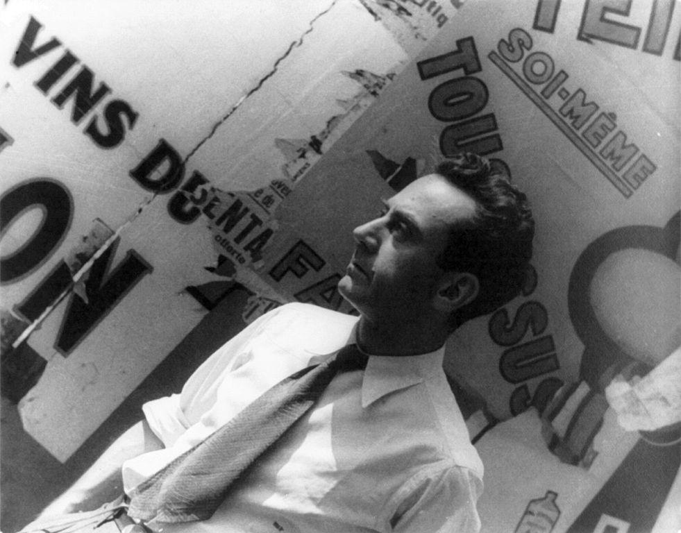 Ritratto di Man Ray