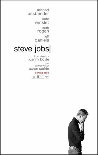 Danny Boyle-Steve Jobs.Locandina