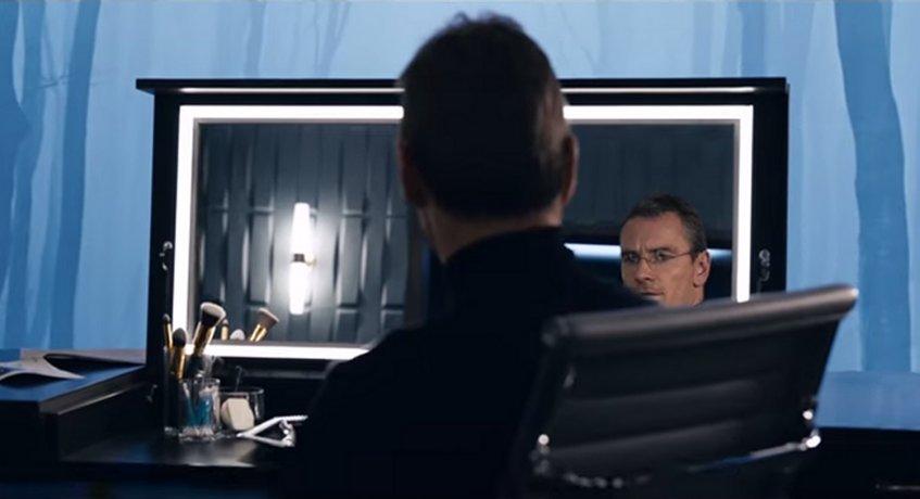 Michael Fassbender in una scena del film