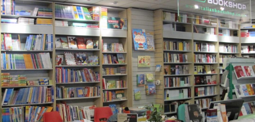 The Italian Bookshop di Londra