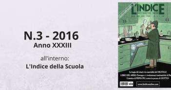 Marzo 2016 - Sommario