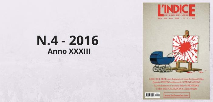 Aprile 2016 - Sommario