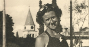 La poetessa Antonia Pozzi