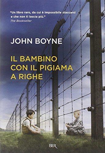 Boyne - Il bambino con il pigiama a righe