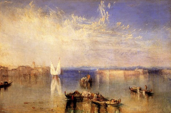 Dipinto di William Turner
