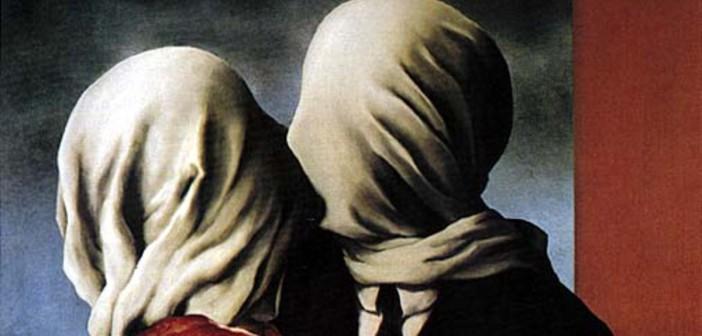 René Magritte - Gli Amanti