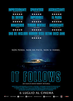 David Robert Mitchell - It follows