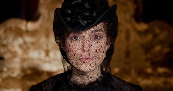 "Keira Knightley in una scena del film ""Anna Karennina"" di Joe Wright (2012)"