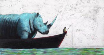 Illustrazione di Simone Massi
