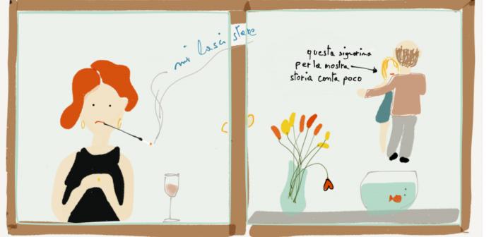 Sillabari illustrati – A di Amore