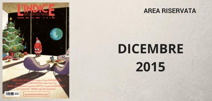 dicembre 2015 - area riservata