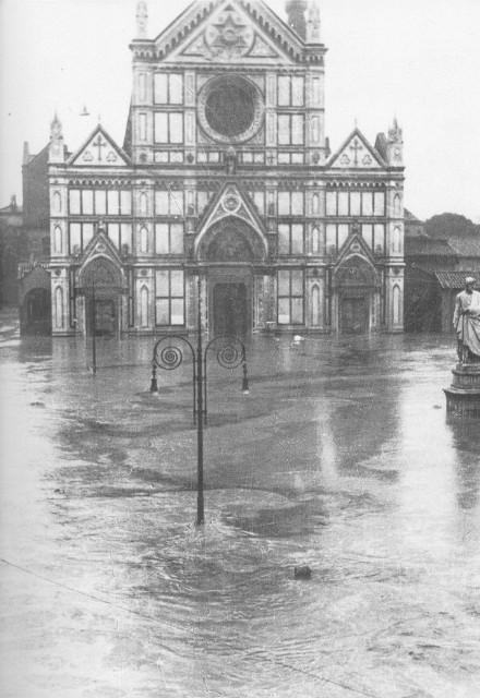 alluvione di Firenze 1966